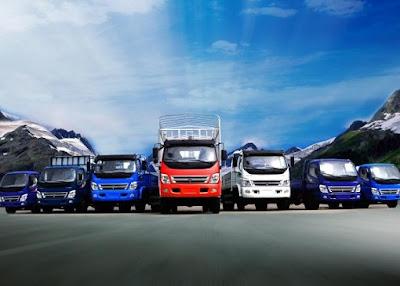 vận tải hàng hóa xe tải