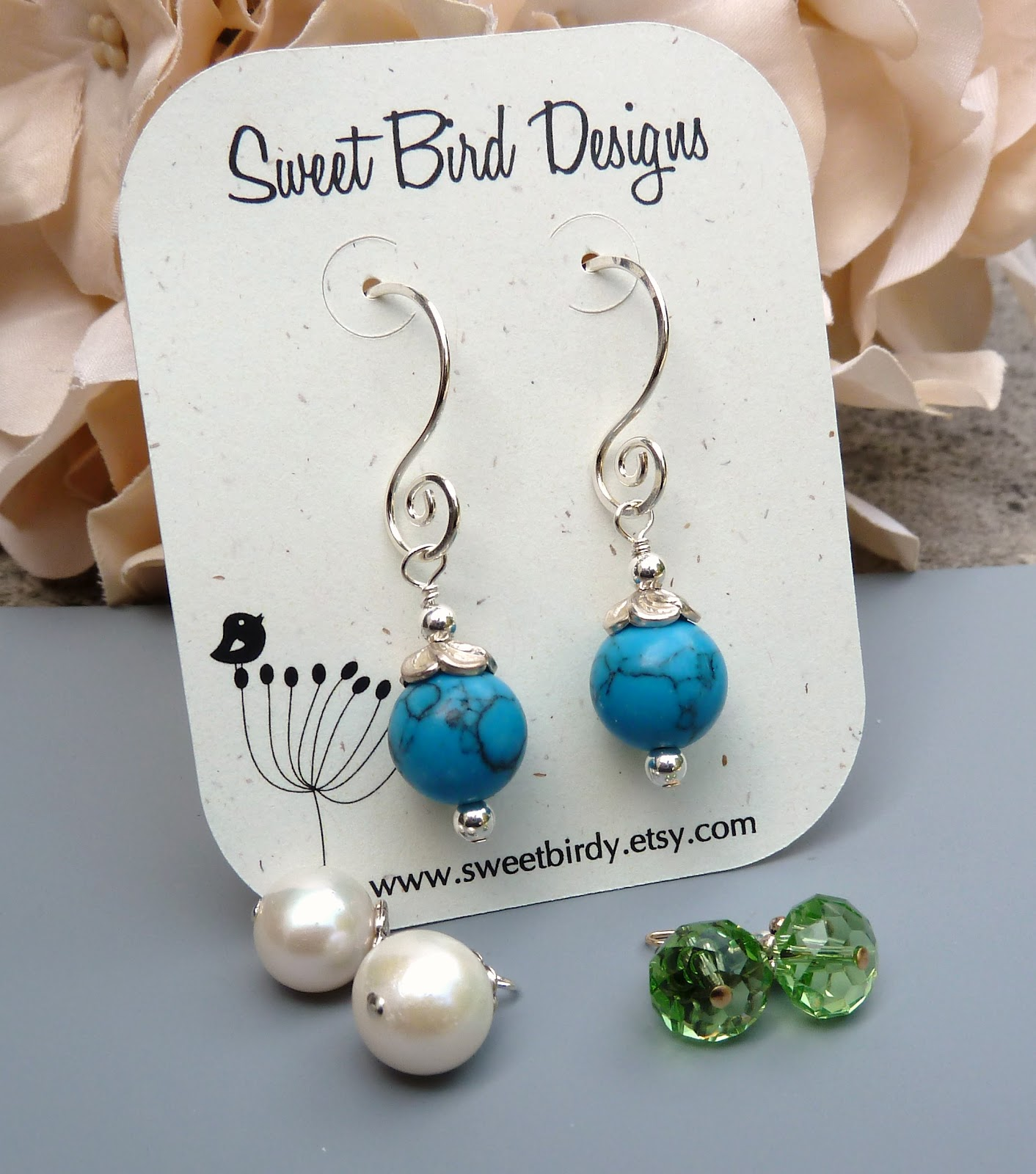 shop the silver excited to interchangeable share sterling latest etsy pin my earrings addition