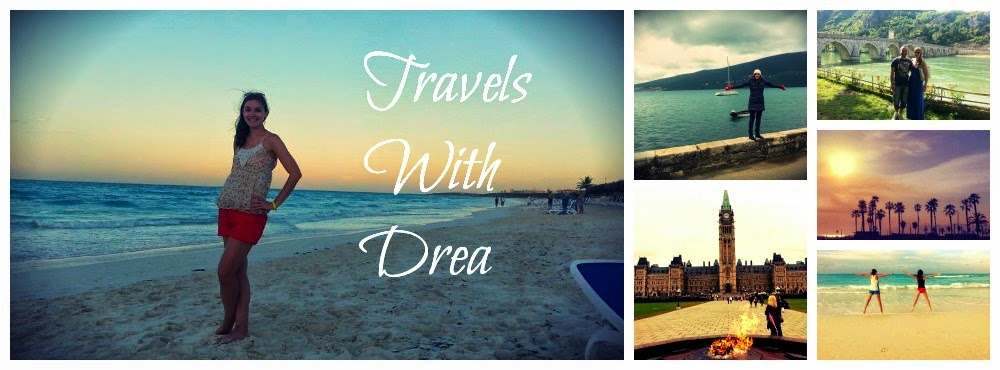 Travels With Drea