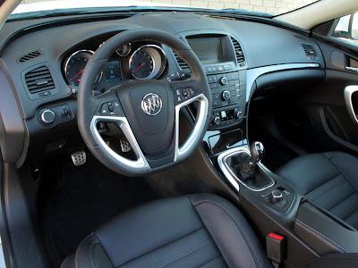 2012 Buick Regal GS