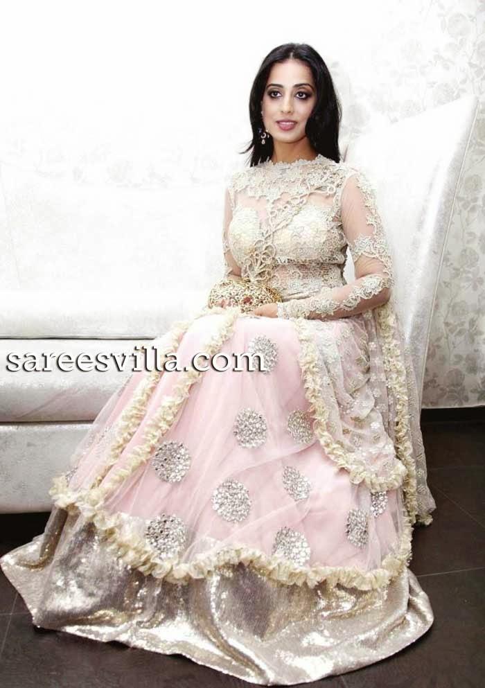 Actress Mahi Gill