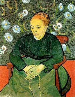 Retrato da senhora Roulin