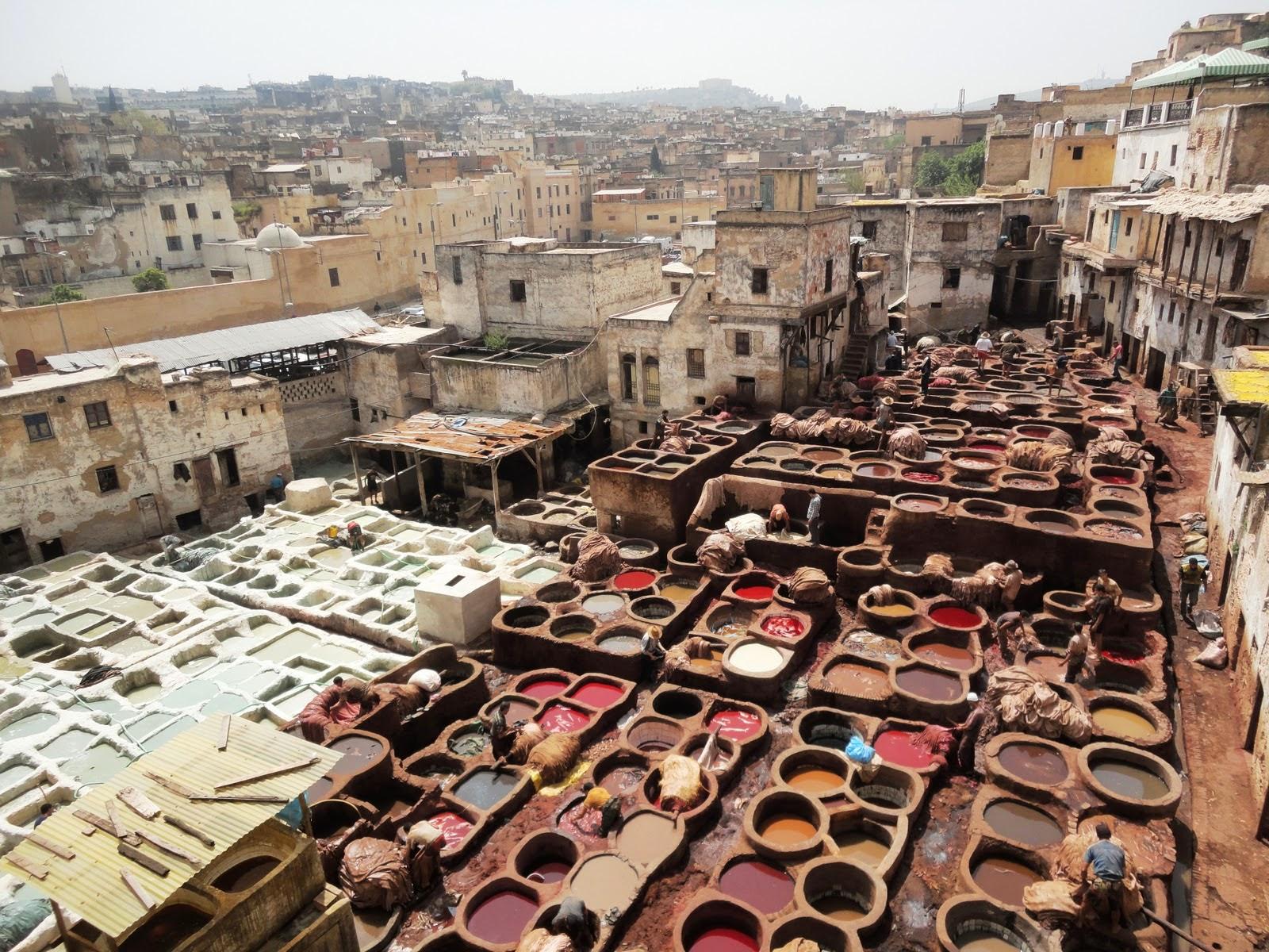 Visitar Fez Marruecos Para Visitar Fez