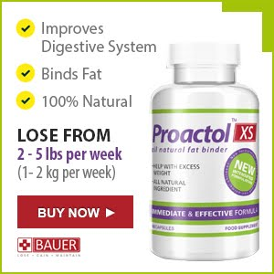 Buy Proactol XS to lose weight