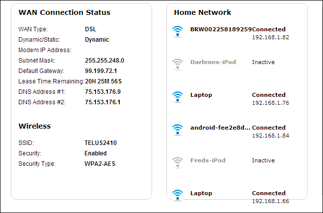 ver equipos conectados en mi router wifi