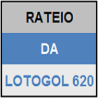 RATEIO LOTOGOL 620 - MINI