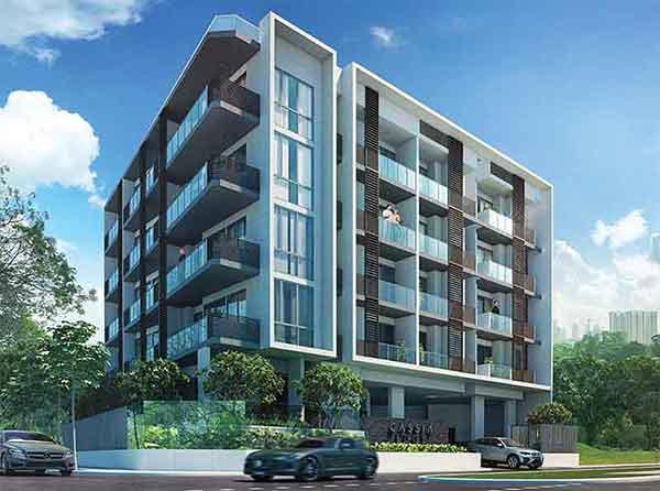 Cassia Edge Condominium with communal facilities