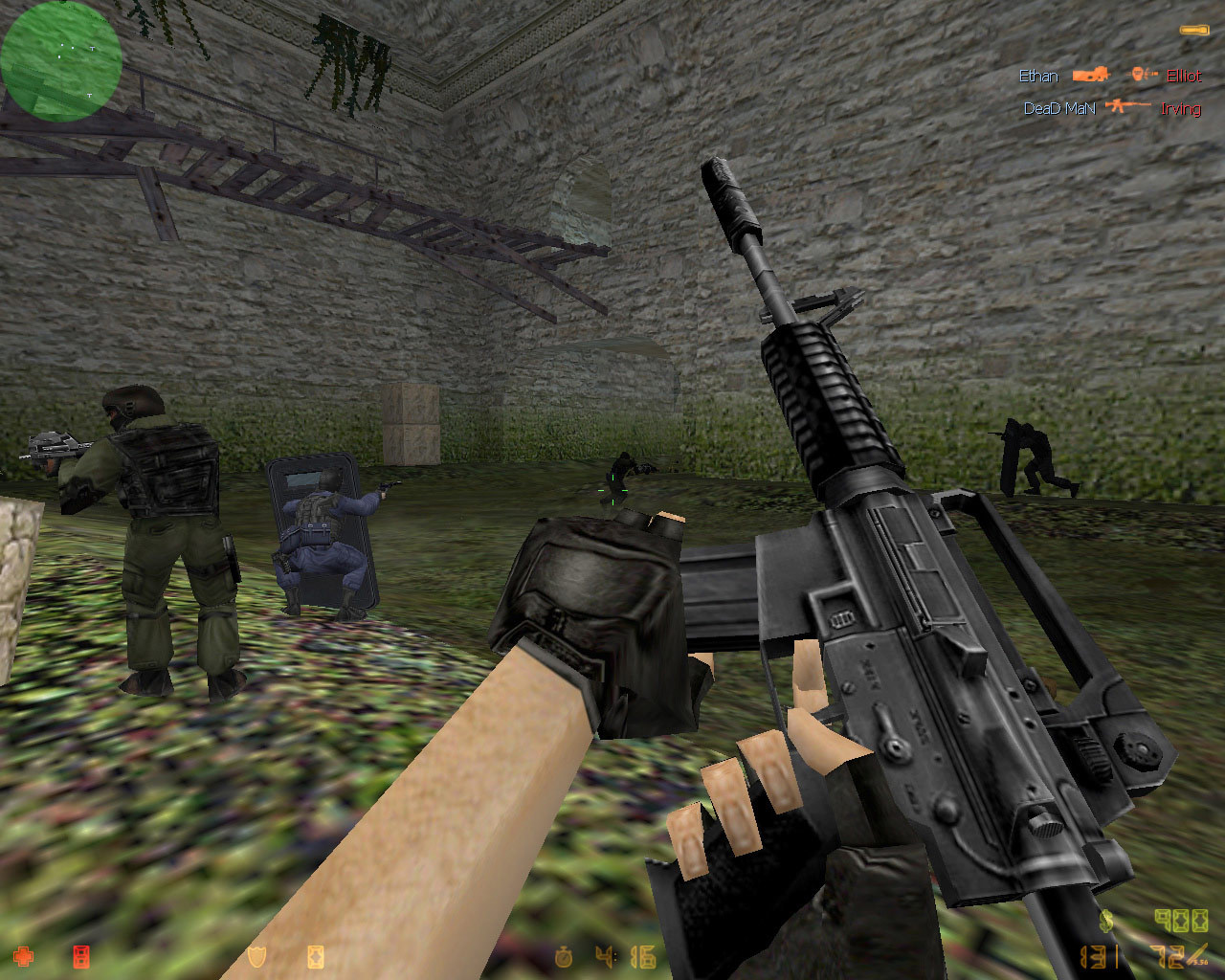 Download counter strike 1.6 non steam v23
