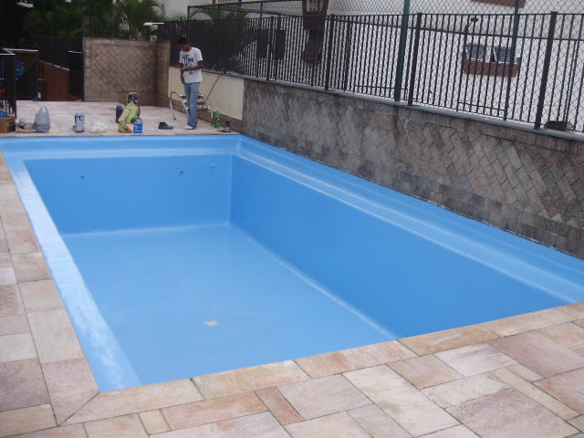 Cooper fibra com rcio de fibra ltda reforma de piscina de for Piscina de fibra 3 por 4