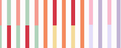 White Stripes Pattern and Textures