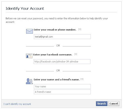 FACEBOOK HACK : Hacking Facebook Accounts password in ONLY 5 STEPS 1