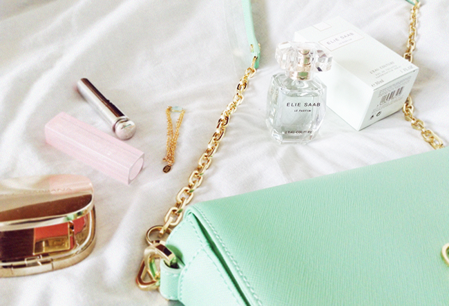Elie Saab le parfum L'eau Couture perfume fragrance aimerose beauty blog review