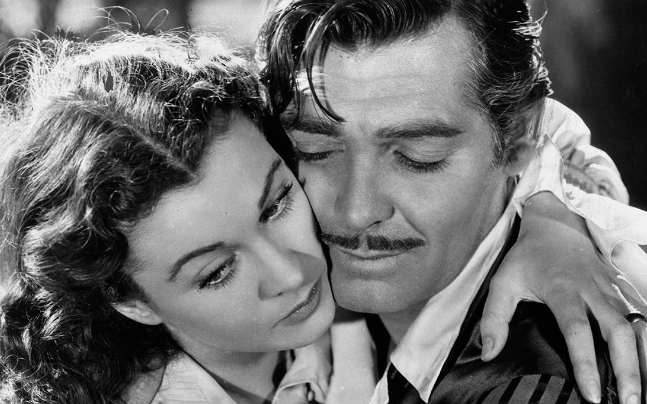Risultati immagini per via col vento film 1939