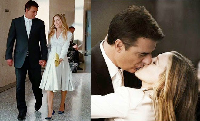 De por qu Carrie Bradshaw finalmente se cas con Mr Big