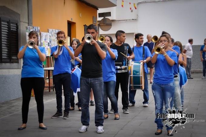Diana Floreada, Fiestas en Honor a Santa Lucía, El Puertillo