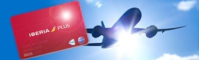 La tarjeta de fidelización Iberia Plus