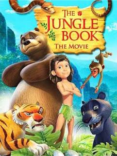 El Libro de la Selva 3D Poster