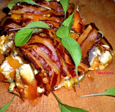 recepti buča hokaido, recept bučkina pita, bučkina zloženka, recepti glavna jed