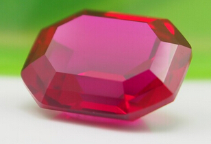 Synthetic_Created_Lab_Ruby_5#_Corundum_Octagon_Cut_Supplier