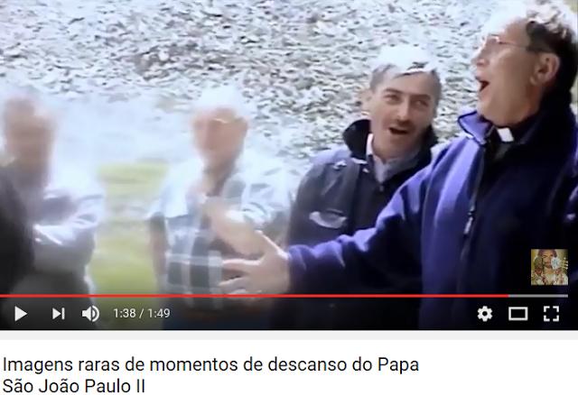 Amigos de Juan Pablo II totalmente muertos.