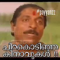 """Chirakodinja kinaavukal"""" - Sreenivasan"""