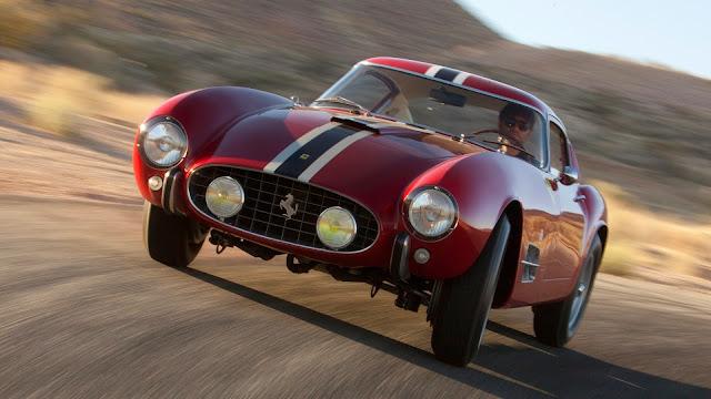 Ferrari 250 gt 1957 carros antiguos