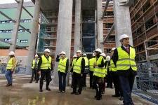 Obras do Hospital de Vigo