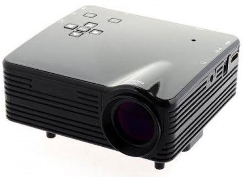 Spesifikasi Sugu Led Mini Projector Gen2 Type LZ-H80