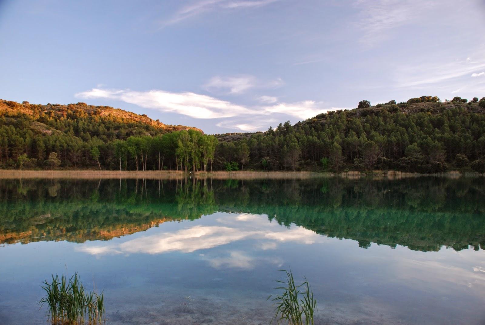 Laguna Santos Morcillo, Laguna de Ruidera