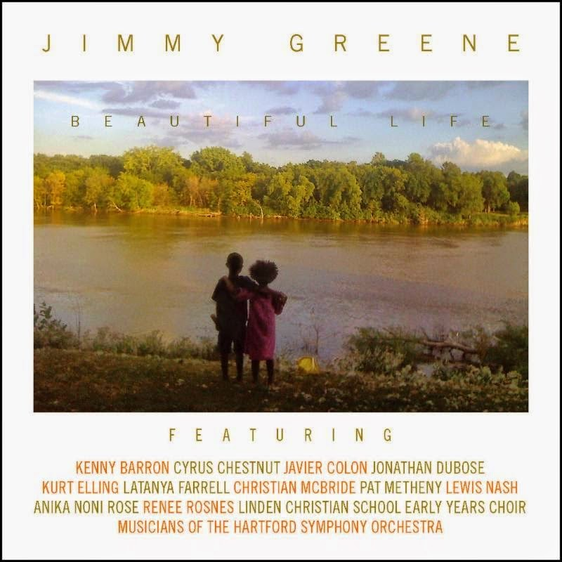 JIMMY GREENE : BEAUTIFUL LIFE