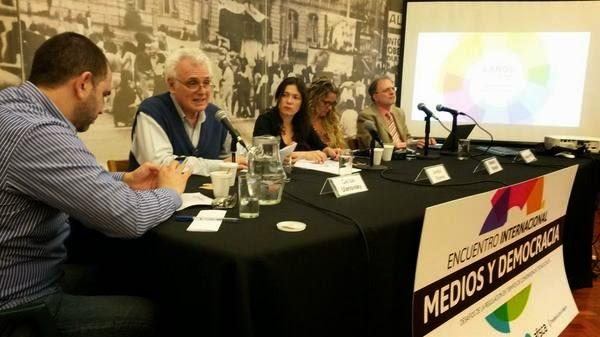 Dirigentes y expertos latinoamericanos se reunirán en Argentina a debatir sobre el rol de los medios en la democracia