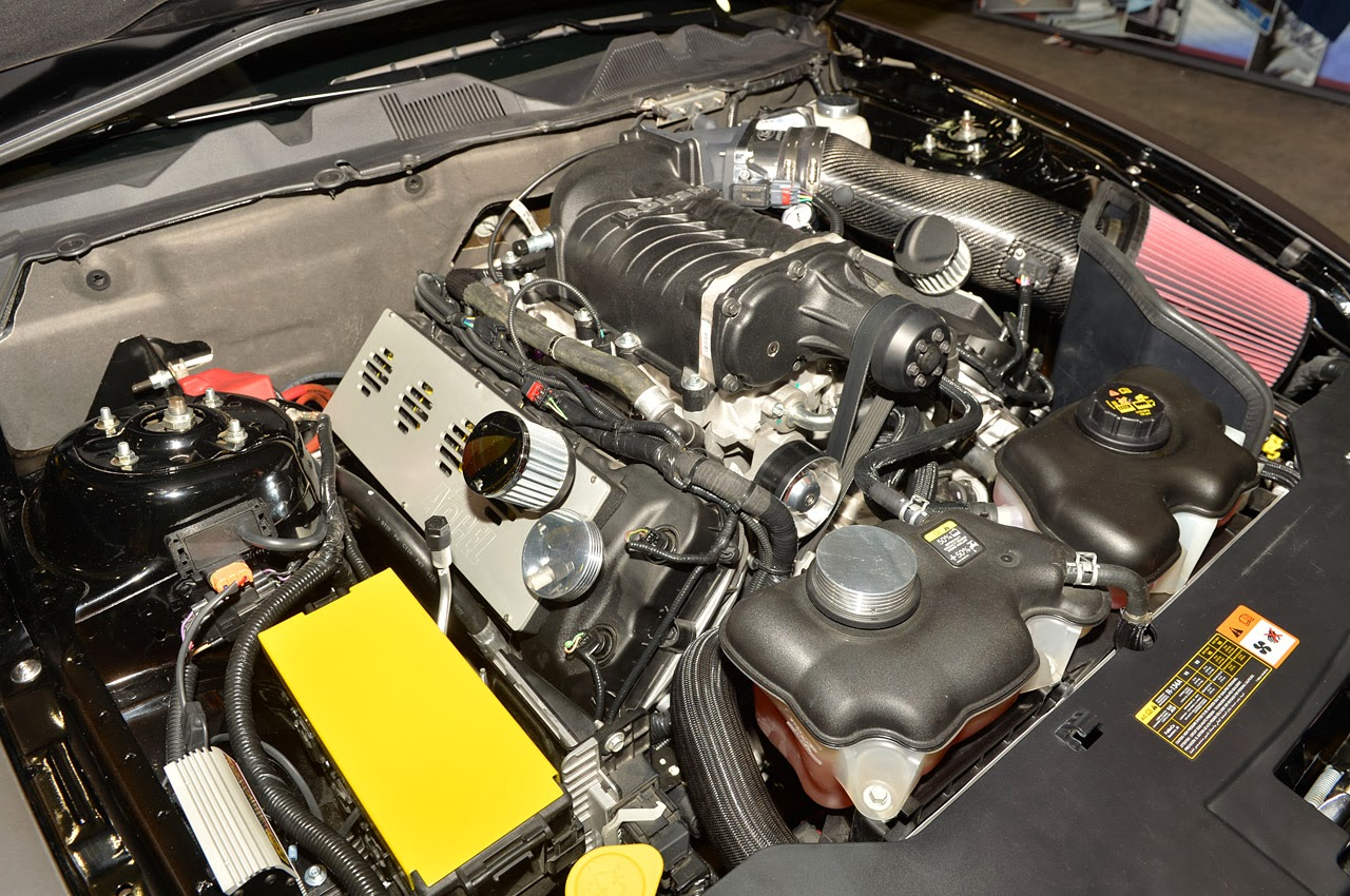 2011 Ford Mustang ACCEL Ignition