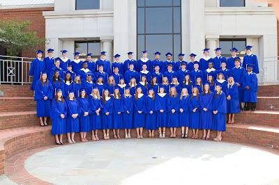 Congratulations Class of 2013, 138th Graduating Class of Montgomery Catholic Preparatory School 1