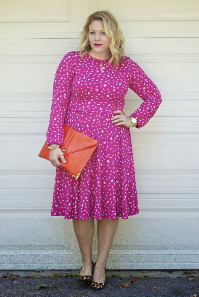 boden marilyn dress styled