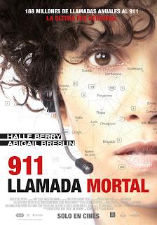 911: Llamada Mortal / La Útima Llamada / Linea De Emergencia Poster