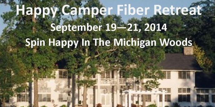 happy camper fiber retreat hartland michigan