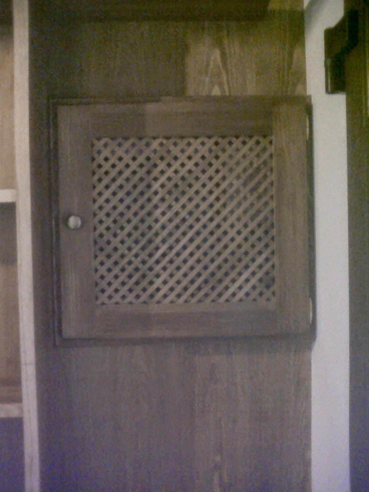 Carpinteria viosca roda mueble recibidor for Mueble recibidor colgado