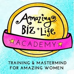 Join me at the Amazing Biz&Life Academy!