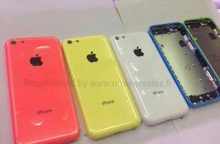 housing iPhone de bajo costo con varios colores