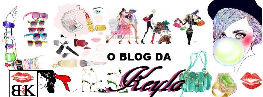 O blog da Keyla