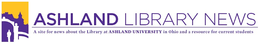 Ashland University Library News