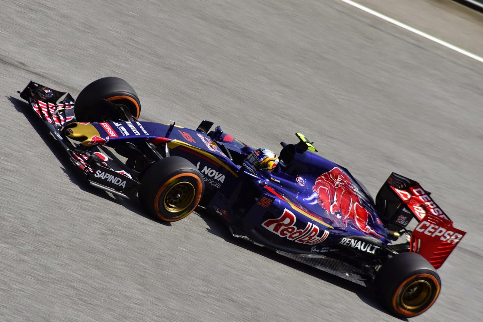 F1 Torro Rosso Picture