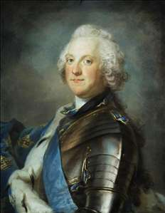 King Adolf Frederick
