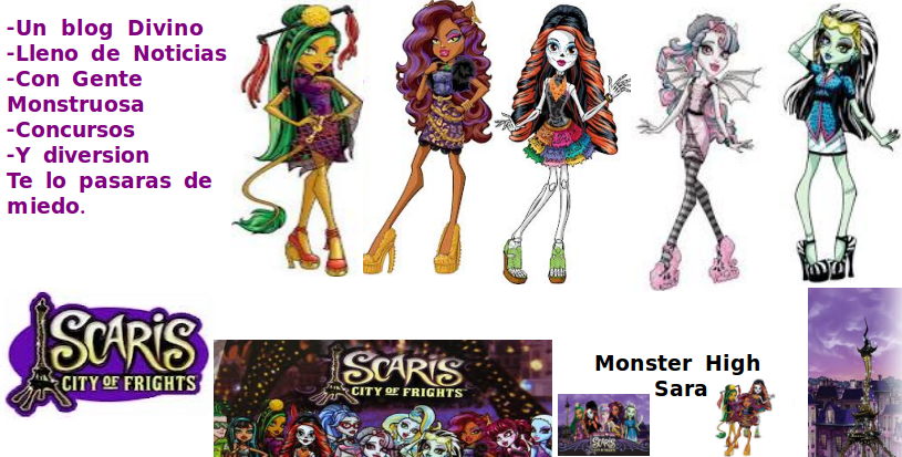 Monster High Sara