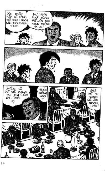 Jindodinho - Đường Dẫn Đến Khung Thành III Tập 26 page 14 Congtruyen24h