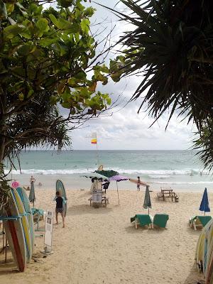 Beach activities, Phuket