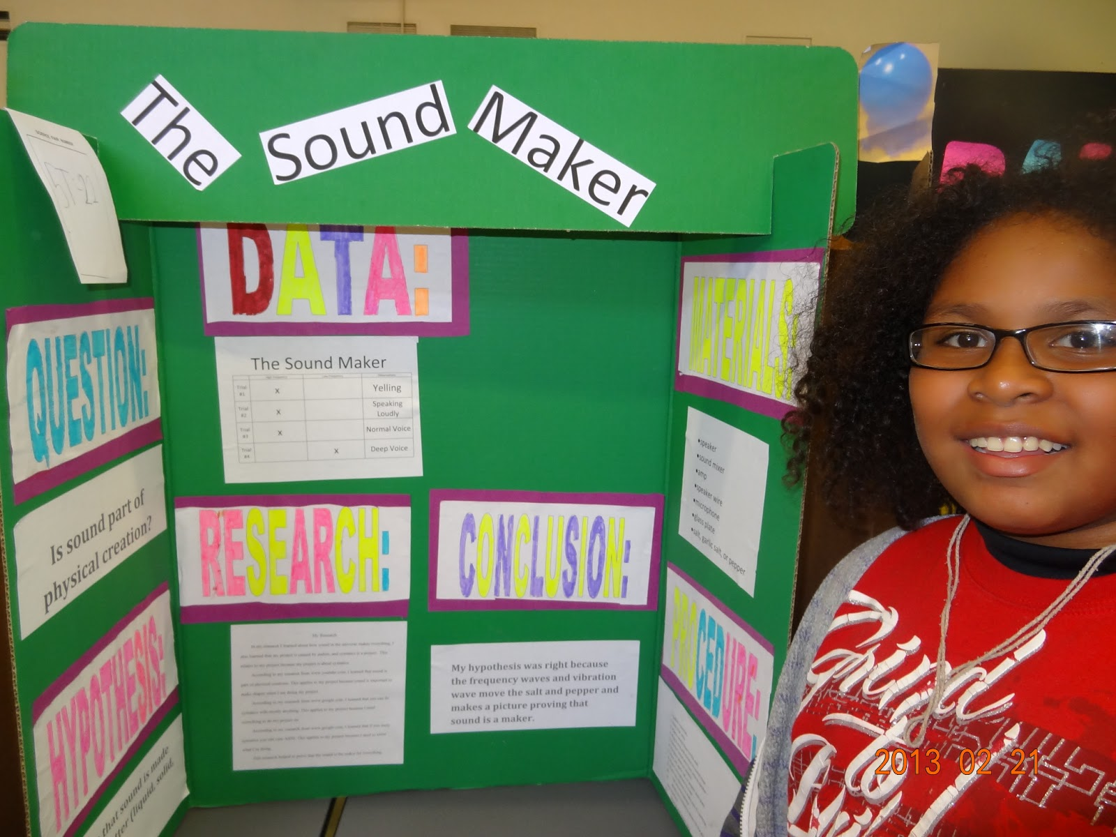 4th grade science fair projects topics A high percentage of a student's grade may depend on a single project--the science fair project therefore, careful consideration must be given as to what type of project is suitable for a fourth grader to attempt.
