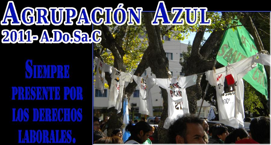 Agrupación Azul A.Do.Sa.C