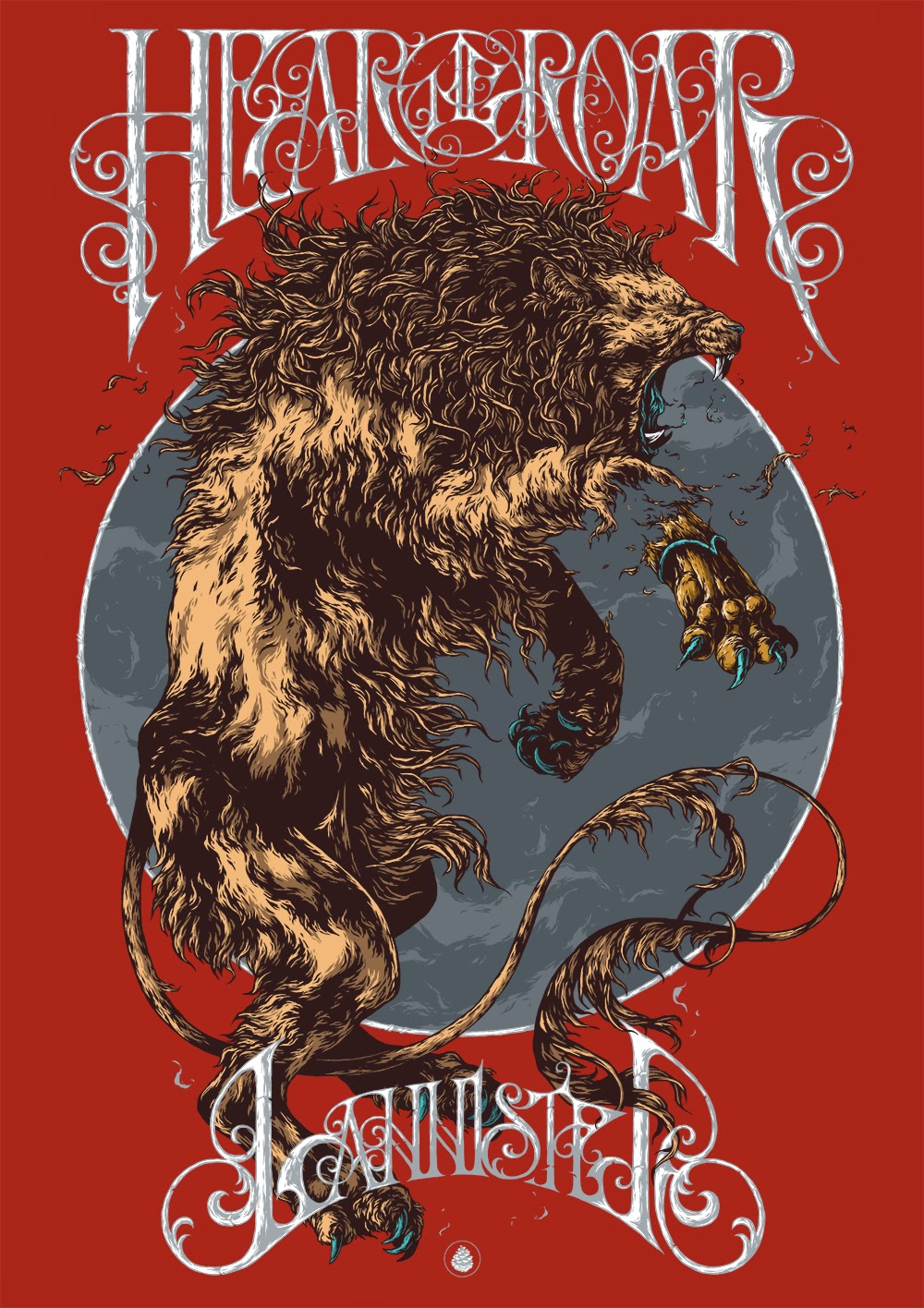 Geek Art Gallery Posters Game Of Thrones