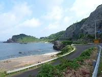 相川出発・県道45号